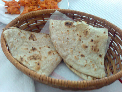 Roti - Indian flatbread