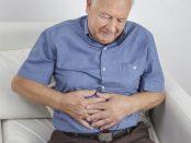 Abdominal pain colon polyps