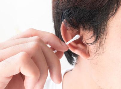 ear cotton bud