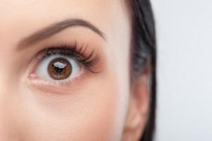 Eyelid and Eye