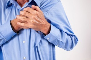 Heart attack (myocardial infarction) causes left or right arm pain.