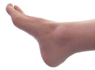 menopause foot