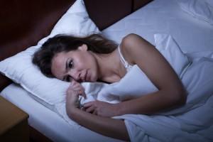 Night eye sleep