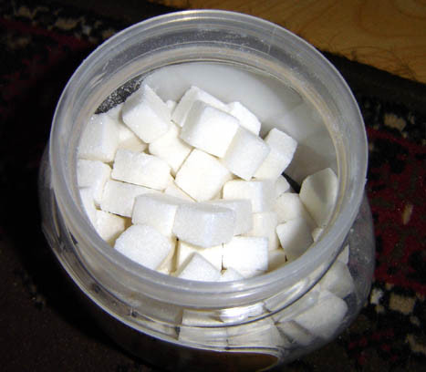 table sugar