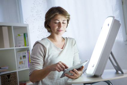 depression light therapy