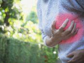 Left Breast Pain