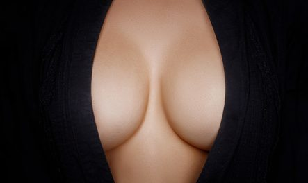 cleavage pain between breasts