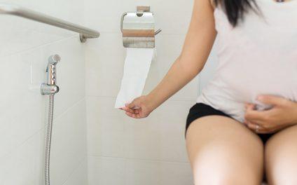Constipation Toilet