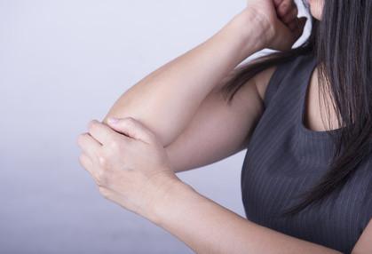 Numbness elbow