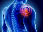 frozen shoulder pain