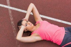 Exercício dor de cabeça &quot;width =&quot; 300 &quot;height =&quot; 200 &quot;/&gt; Exertional ou <a href=
