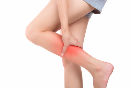 what causes leg swelling with pain
