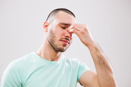 nose pain