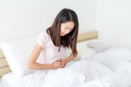 Ovulation and period pain