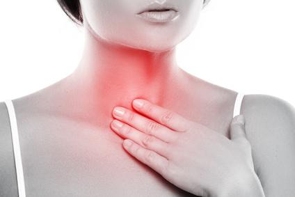 Throat Mucus